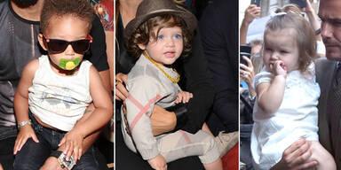 Kids bei der New York Fashion Week