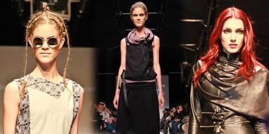 Modewoche Tag 2: Callisti gibt den Ton an