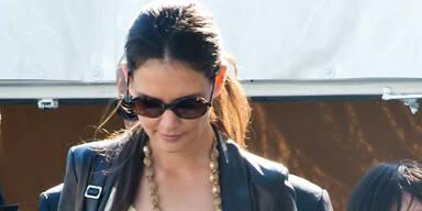 Katie Holmes erntet Kritik von Modewelt