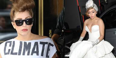 Lady Gaga auf Abspeck-Kur