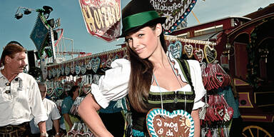 MADONNA sucht die Wiener Wiesn-Königin 2012