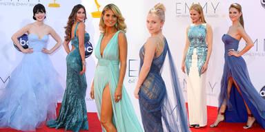 Star Style: Emmy Awards 2012