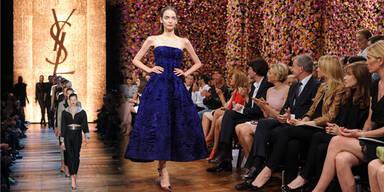 Bahn frei für die Pariser Fashion Week