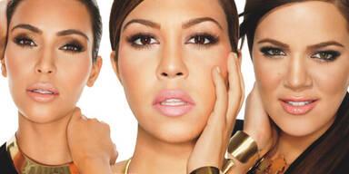 Erste Fotos der neuen Kardashian-Kosmetik
