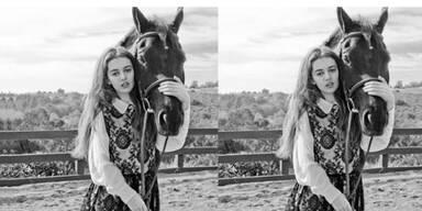 Jetzt werden sogar Pferde Opfer von Photoshop