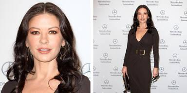 Catherine Zeta-Jones lebt in ihrem Kleiderschrank