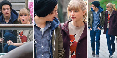 Taylor Swift: Spaziergang mit Harry Styles