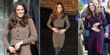 Das könnte Kate als Schwangere tragen