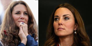 Wie sehr belastet das Drama Kate?