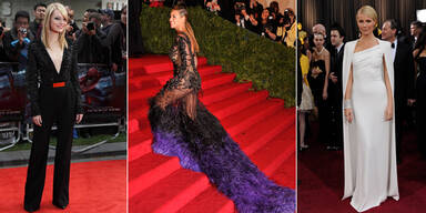 Forbes Best Dressed 2012