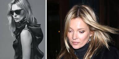Kate Moss: Werbe-Gesicht für Givenchy