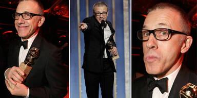 Golden Globe für Christoph Waltz