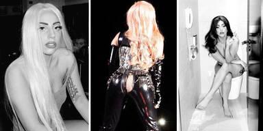Gaga  platzt aus allen Nähten