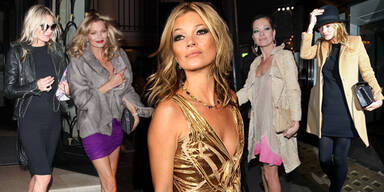 Kate Moss 39 beste Looks