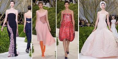 Raf Simons lässt den 'Mode-Garten' aufblühen