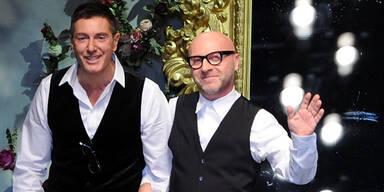 Dolce & Gabbana unterstützen Galliano