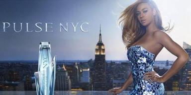 Beyoncé promotet neues Parfum