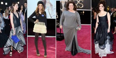 Flops von den Oscars 2013