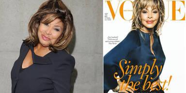 Tina Turner: Mit 73 erstmals am Vogue-Cover