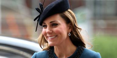 Kate shoppt Outfits für ihr Baby
