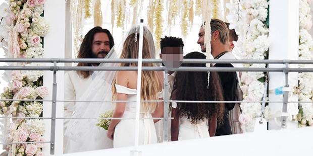 Heidi Klum Tom Kaulitz Hochzeit