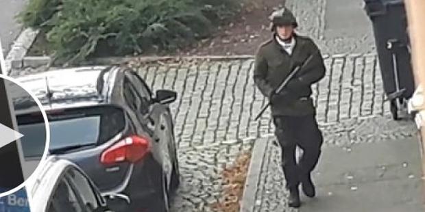Halle Nazi-Anschlag Verdächtiger