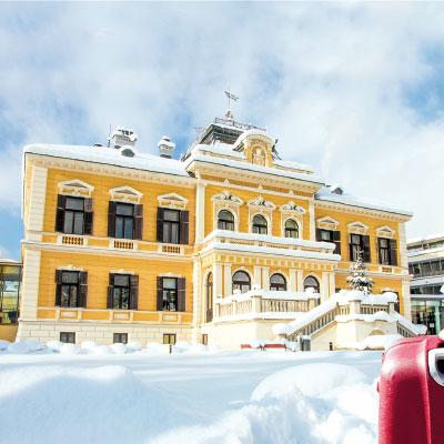 Villa Seilern Vital Resort in Bad Ischl