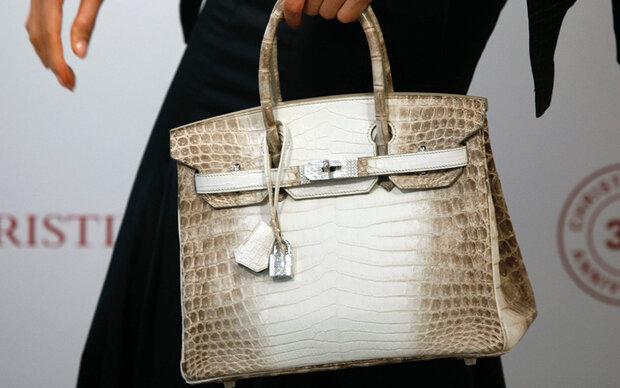 Diese Tasche kostet mehr als ein Einfamilienhaus