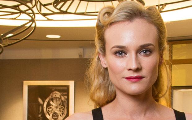 Diane Kruger modelt für Chanel-Pflegelinie