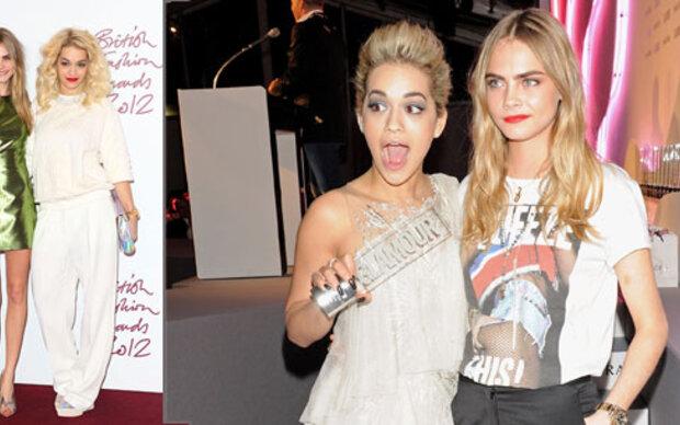 Cara Delevingne & Rita Ora: eigene Modelinie?