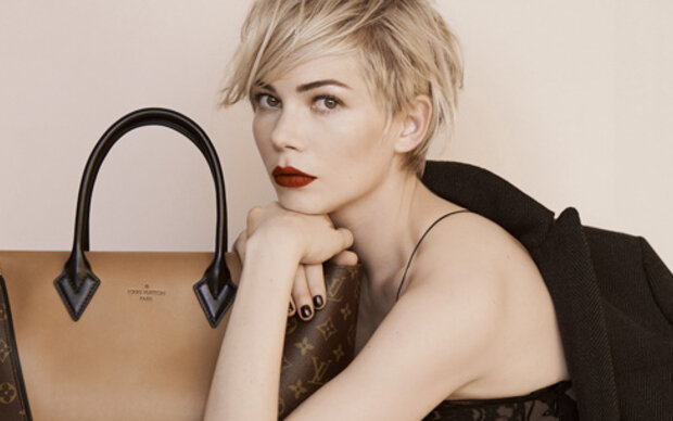 Hollywood- Beauty für Vuitton