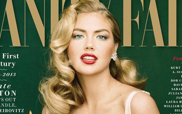 Kate Upton als moderne Marilyn Monroe