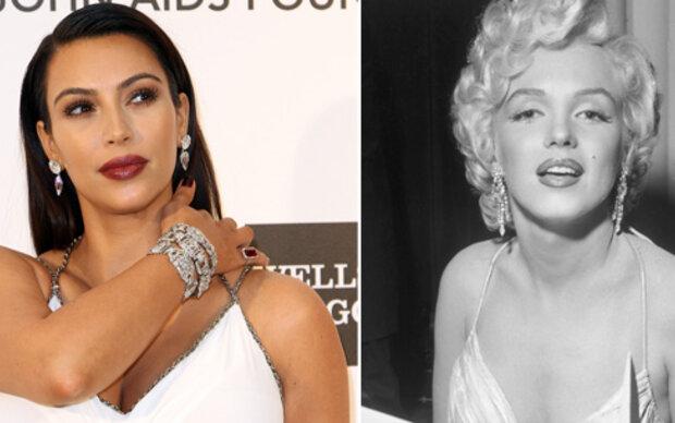 'Kim ist die neue Marilyn Monroe!'