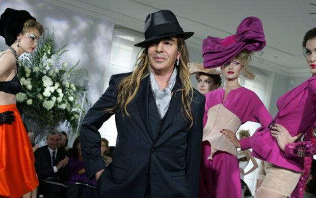 Galliano: Vom Designer zum Kostümbildner