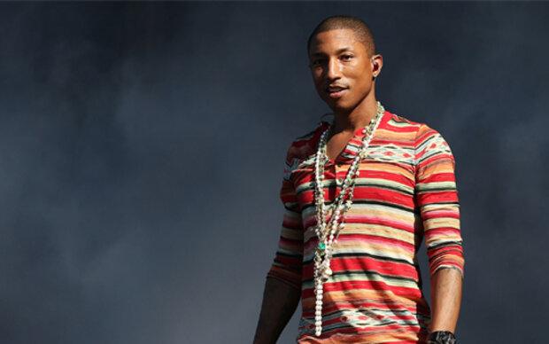 Pharell Williams designt für Adidas