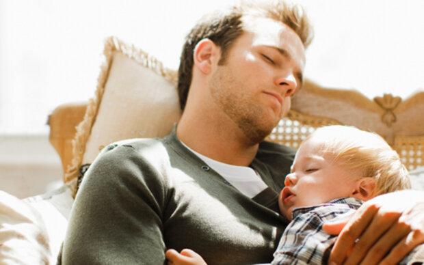 Junge Väter sind anfälliger für Depressionen