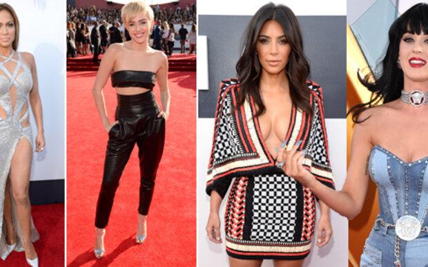 VMAs: Sexy Glamour und viel nackte Haut