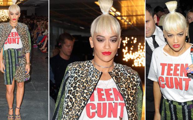 Rita Ora: Schon wieder ein Flop-Style