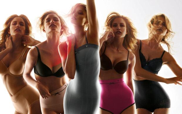 Sexy Shape-Wear von Triumph