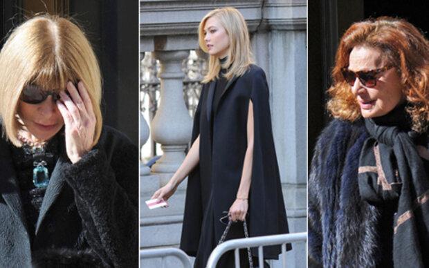 Modewelt trauert um Oscar de la Renta
