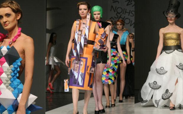 Recycling Haute-Couture aus Krakau