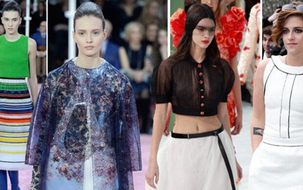 Die Pariser Couture feiert das Leben