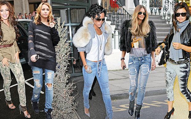 Die neuen Jeans-Stars