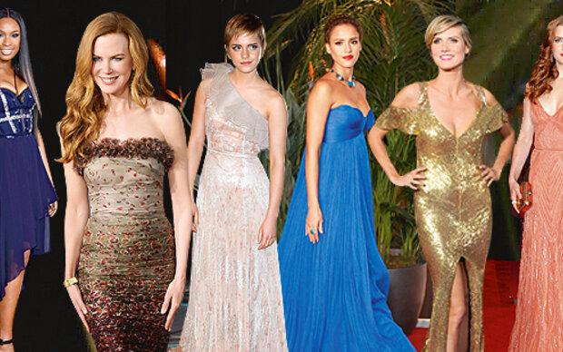 Die glamourösesten Oscar-Looks