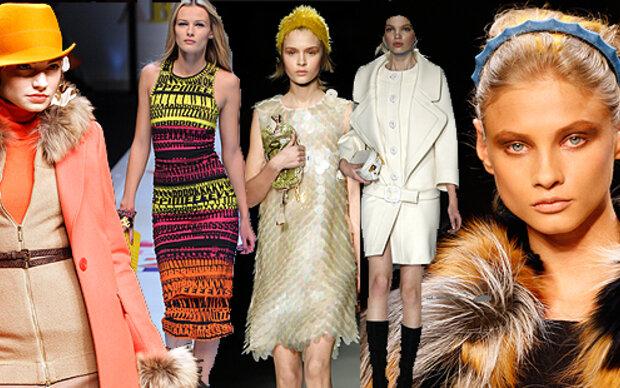 Highlights von D&G, Prada & Co