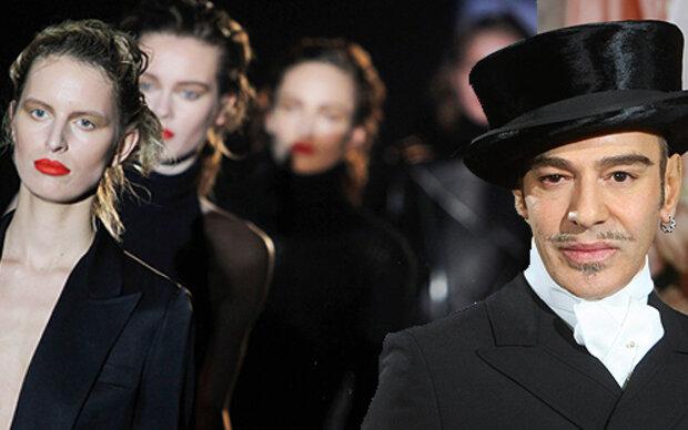 Skandalgetrübter Fashion-Week Start in Paris