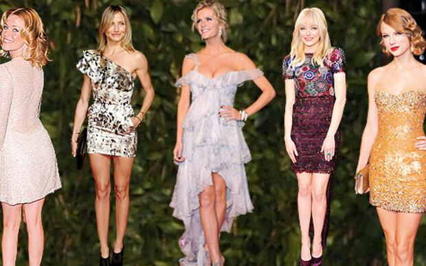 Trendy Minis von den Oscar-Afterparties
