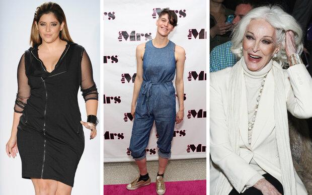 8 Frauen, die Schönheit neu definieren