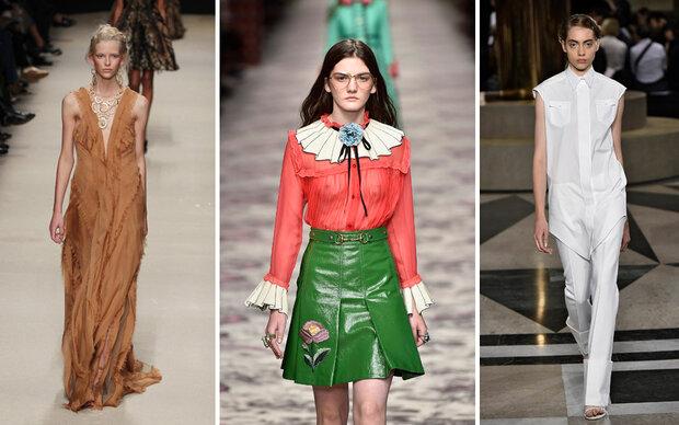 Trends der Mailänder Fashion Week