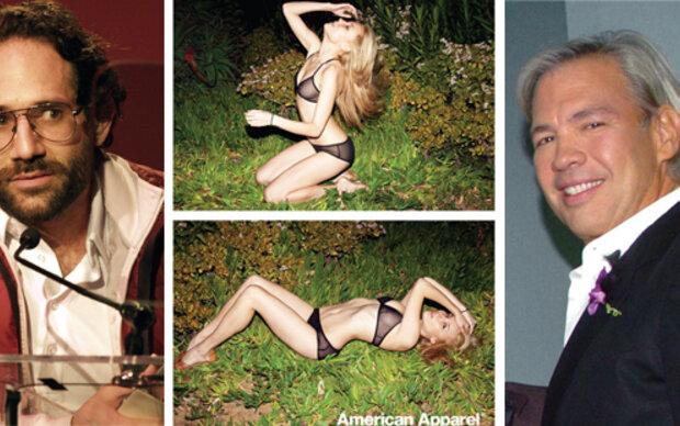 Sex-Skandale schocken Mode-Szene